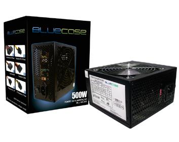 Fonte ATX 500W BLU500-ATX (sem cabo de Força) - Bluecase