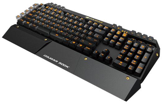 Teclado Gamer Multimídia 500K - Cougar