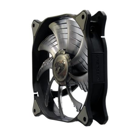 Cooler Fan Dual-X 120x120x25mm Black CF-D12HB - Cougar