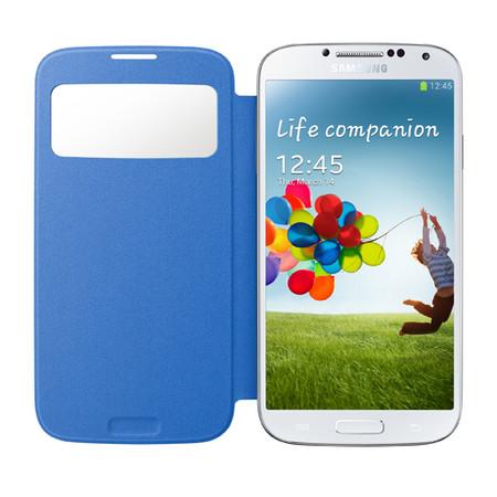 Capa S View Azul Para Galaxy S4 EF-CI950BCEGWW - Samsung