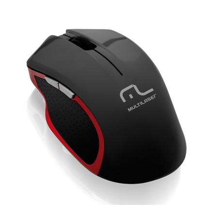 Mouse Wireless XGamer 2.4Ghz Super Laser MO172 3200Dpi - Multilaser