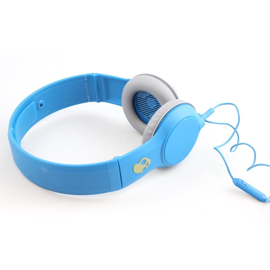 Fone de Ouvido com Microfone Cassette Azul S5CSDY-220 - Skullcandy