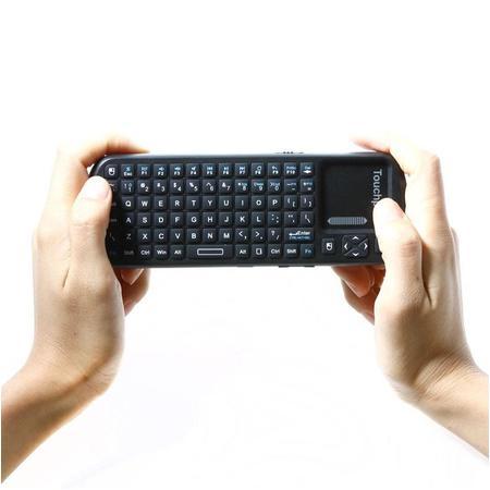 Air Mouse C/Teclado e Touch Pad OS-AMTP101