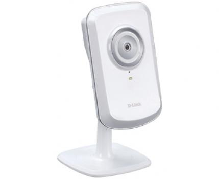 Camera DCS-930L BR Wireless 1Lux 4X Zoom Digital - D-Link