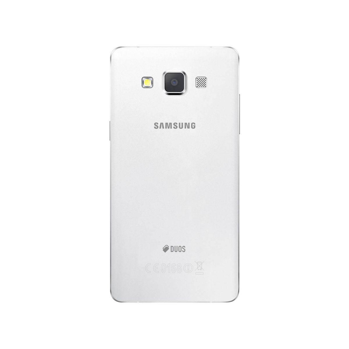 Smartphone Galaxy A5 Duos Dual Chip 4G Android 4.4 Câm. 13MP Tela 5 Proc. Quad Core Branco SM-A500M/DS - Samsung