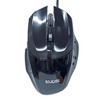 Mouse Óptico Gamer Precision MG-05 USB Preto 1600DPI - Evus
