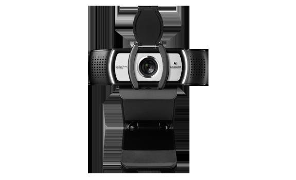 Webcam C930e Full HD 1080p - Logitech