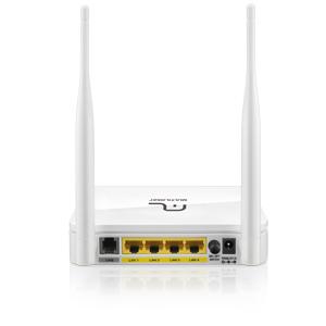 Modem + Roteador Wireless Adsl 300Mbps 2 Antenas 5dBi  RE071 - Multilaser