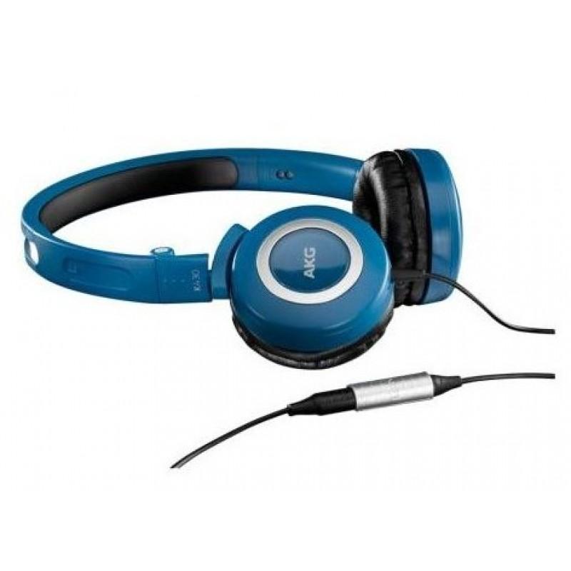 Fone de Ouvido K430 Azul Escuro - AKG
