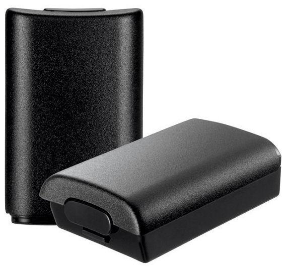 Bateria Recarregavel B4U-00040 Para XBOX 360 Pack com 2 Unidades- Microsoft