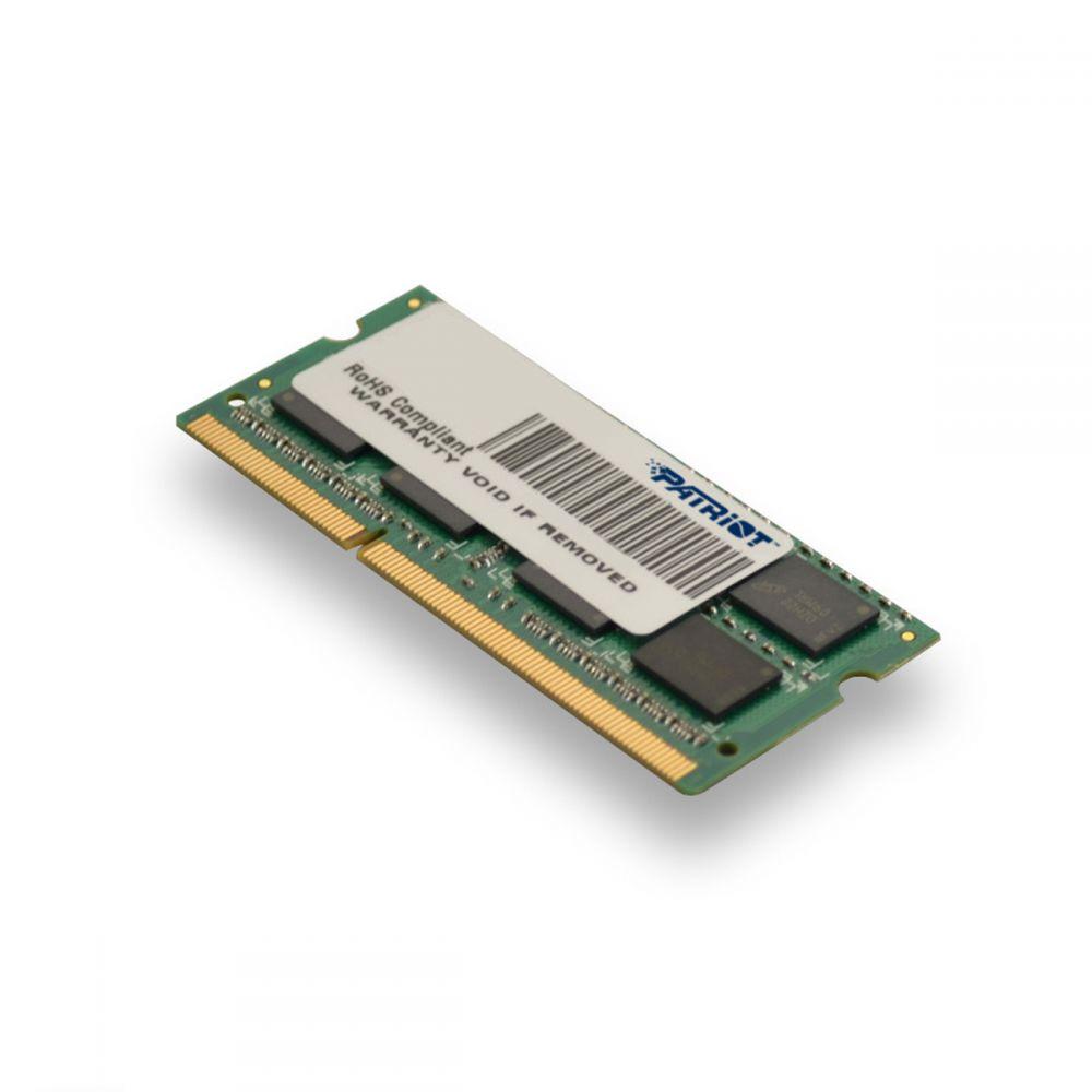 Memória para Notebook 2GB DDR3 1333Mhz PSD32G1333L81S - Patriot