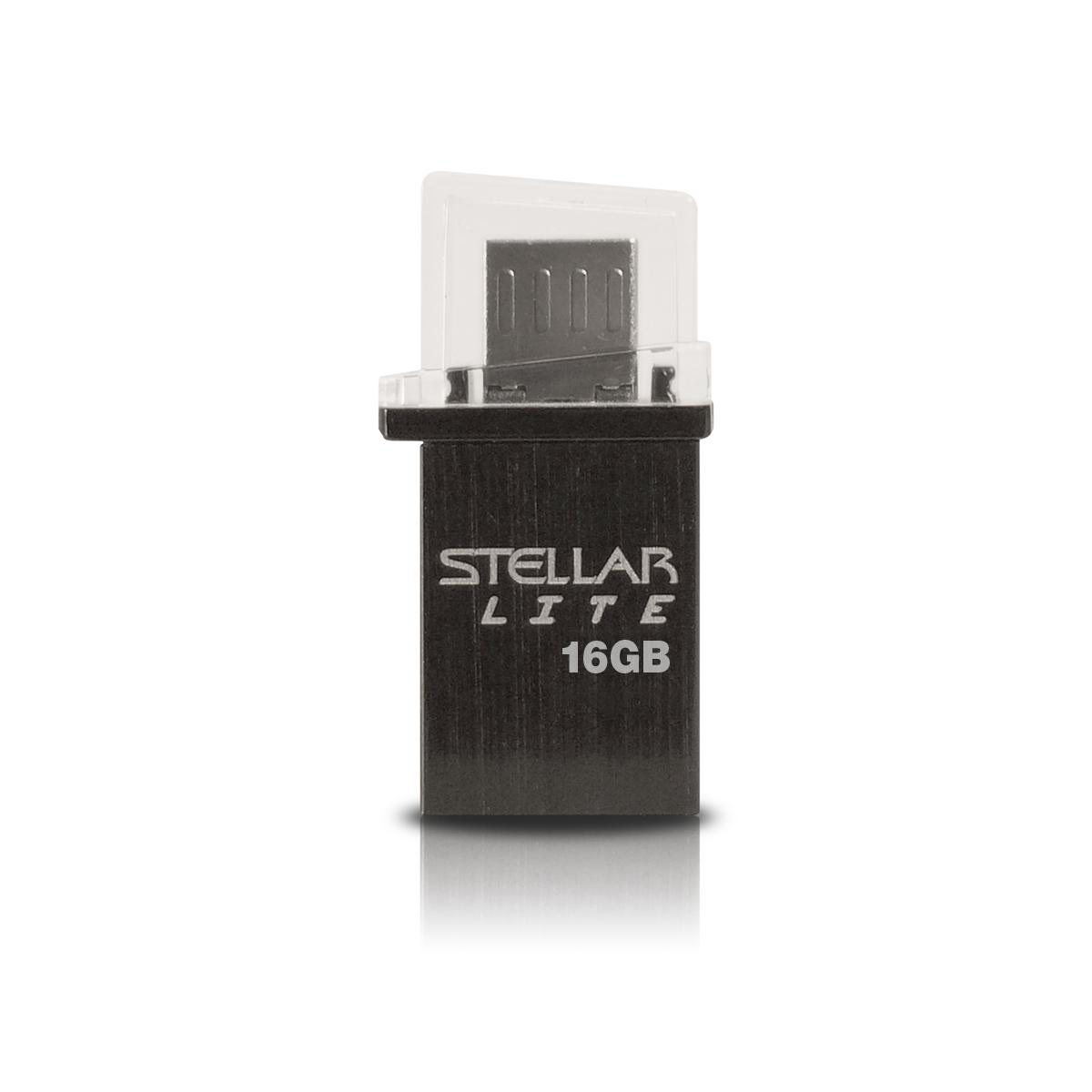Pen Drive USB 2.0 16GB Stellar Lite Dual PSF16GSTRLT - Patriot