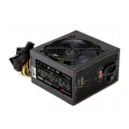 Fonte ATX 500W Real PX500 Bivolt Preta - PowerX