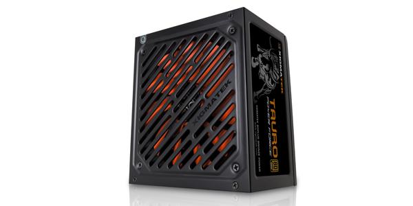 Fonte ATX 500W Semi-Modular Tauro 80 Plus Bronze  EN5636 - Xigmatek