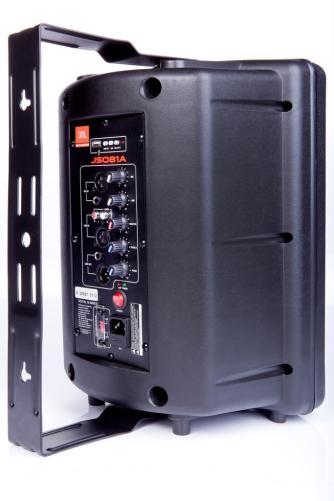 Caixa de Som Acústica Ativa JS081A 50W RMS c/ Player USB 8 Polegadas - JBL Selenium