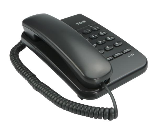 Telefone com Fio K103 - Keo