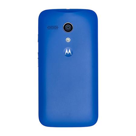 Kit com 3 Capas para Moto G Turquesa, Violeta e Azul 11234N - Motorola