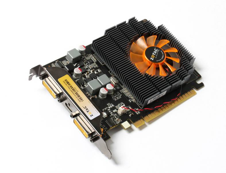 Placa de Vídeo Geforce GT730 2GB DDR3 128Bit ZT-71103-10L - Zotac