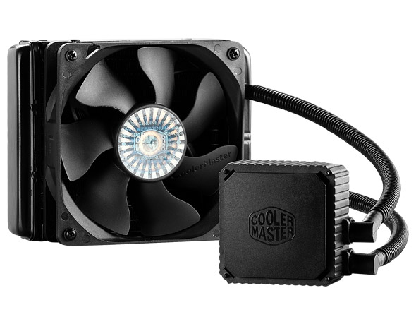Cooler para CPU Refrigerado a Agua Seidon 120V 120mm RL-S12V-24PK-R1 - CoolerMaster