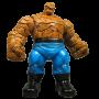 O Coisa Quarteto Fantástico Marvel Select - Glacon Informática