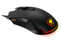Mouse Gamer Revenger RGB 12.000 DPI CGR-WOMI-REV - Cougar  - Glacon Informática