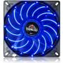 Cooler T.B. Apollish com LED Azul 14CM UCTA14N-BL - Enermax - Glacon Informática