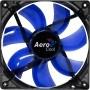 Cooler para Gabinete 120mm LED Azul EN51394 - Aerocool - Glacon Informática