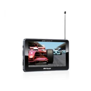 GPS Tracker 2 - 5.0 C/TV + FM GP036 (GP014) - Multilaser