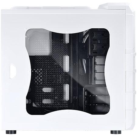 Gabinete ATX Gamer Branco Rhino S/Fonte 22590 - PCYES