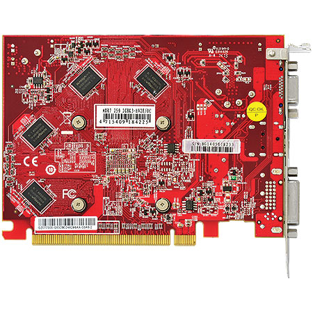 Placa de Vídeo R7 250 2GB DDR3 128Bits OC Edition 2GBK3-HV2E/OC - Power Color