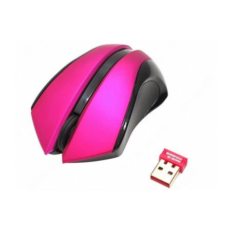 Mouse sem Fio V-Track G7-310N-2 PK Rosa - A4tech