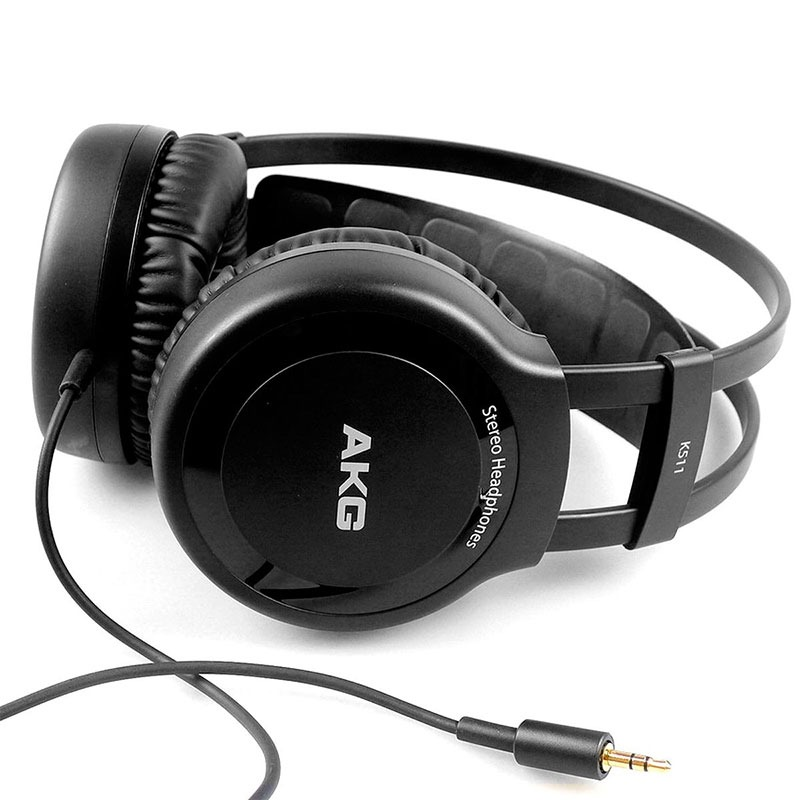 Fone de ouvido AKG K511 On Ear DJ Design - Karman Kardon