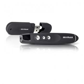 Apresentador Wireless Laser Point Preto  MANL-WP2268 BK
