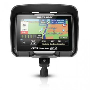 GPS Tracker 4.3 P/Moto GP022 - Multilaser