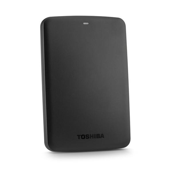 HD Externo 1TB USB 3.0 5400RPM Canvio Basics HDTB110XK3BA - Toshiba