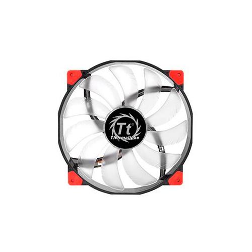 Cooler para Gabinete Luna 20 Vermelho 800RPM CL-F025-PL20RE-A - Thermaltake