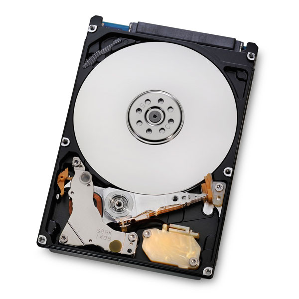 Hard Disk para Notebook 640GB Sata III 2,5 HTS541064A9E680 - Hitachi