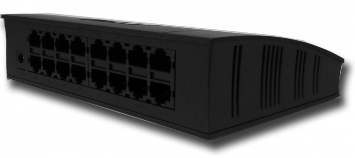 Switch 16 Portas 10/100Mbps ENH916P-NWY - Encore