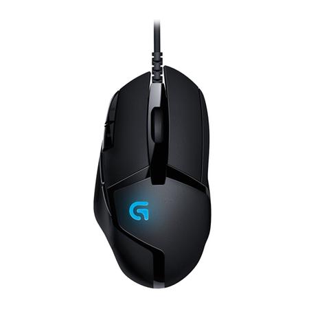 Mouse Gamer Óptico Hyperion Fury 8 Botões 4000dpi G402 - Logitech
