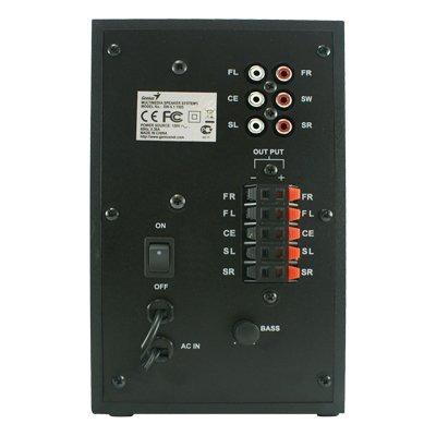 Caixa de Som 2.1 Subwoofer TCS3252 Bivolt - C3tech