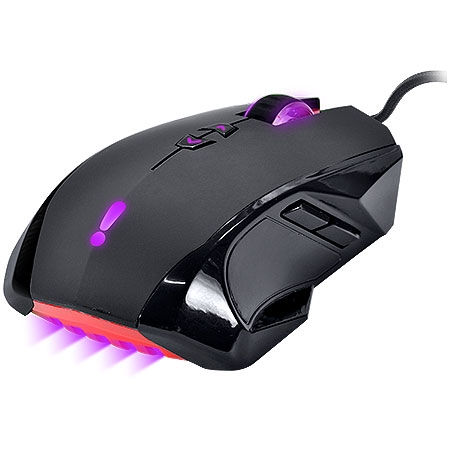Mouse Gamer Orion 3500DPI 22151 - Pcyes