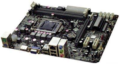 Placa Mãe LGA 1155 IPMH61R1  DDR3 (S/V/R) - Pcware