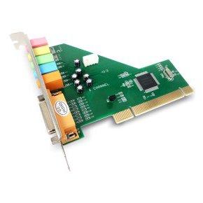 Placa de Som 5.1 PCI ENM232-6CMI - Encore