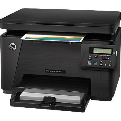 Multifuncional Laser Color MFP M176N CF547A  110V - HP