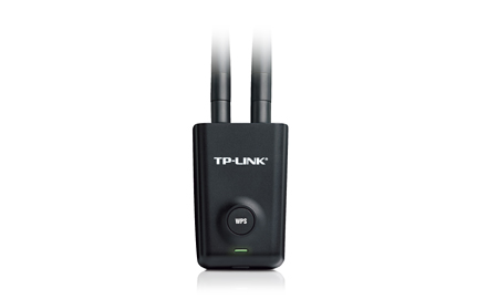 Adaptador USB Wireless de Alta Potência de 300Mbps TL-WN8200ND - Tplink