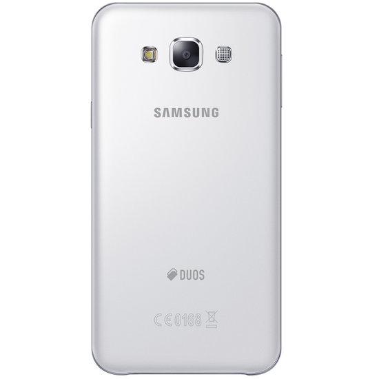 Smartphone Galaxy E7 Duos, 4G, Android 4.4, 16GB, 13MP, Branco E700M - Samsung