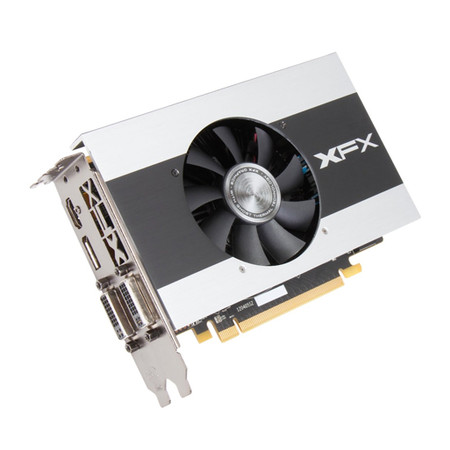 Placa de Vídeo Radeon R7 250X 1GB DDR5 128Bits R7-250X-ZNJ4 - XFX