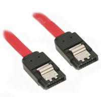 Cabo de Dados SATA III (6 Gbps) 50cm Vermelho PC-CBST04 - Plus Cable