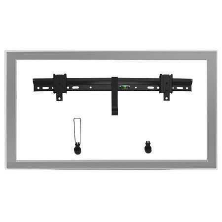 Suporte Fixo para TV de LED de 32 a 70 SBRL501 Preto - Brasforma