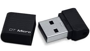 Pen Drive USB 16GB DTMCK/16GB Preto - Kingston
